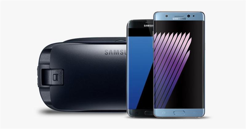 Samsung Galaxy Note 7 VR