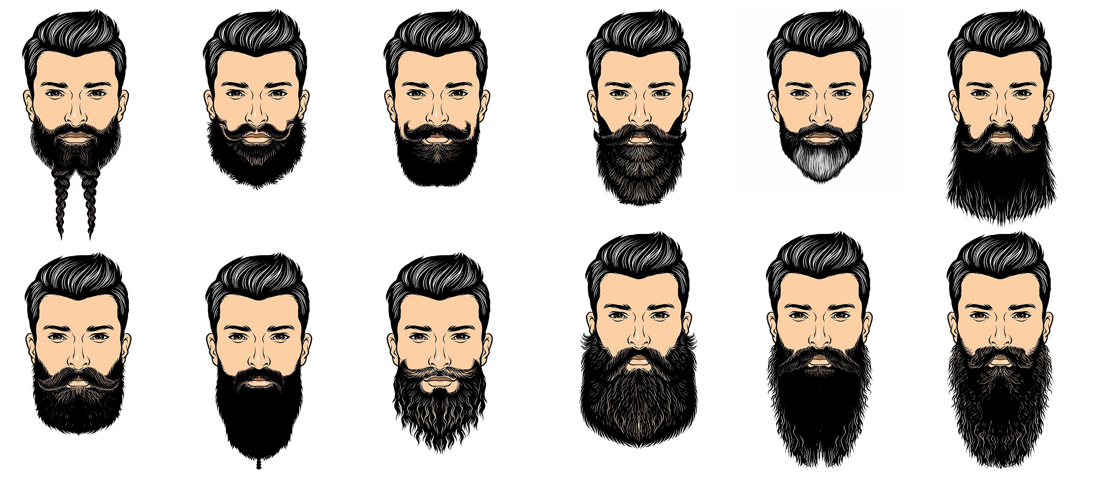 24 Best Men Beard Styles